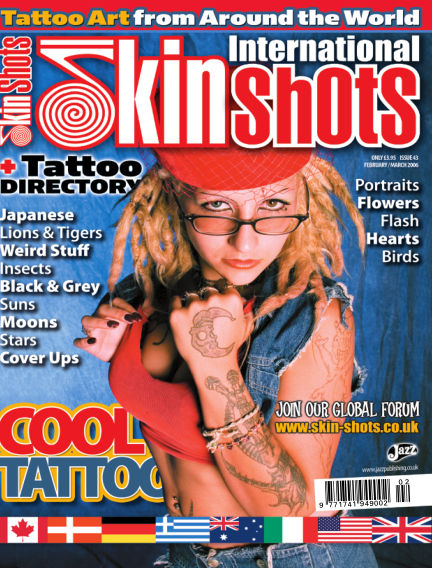 Skin Shots Tattoo Collection March 25, 2019 00:00