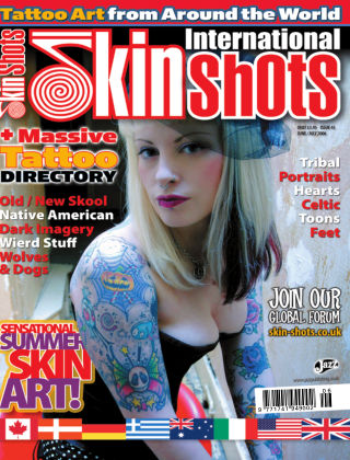 Skin Shots Tattoo Collection Issue 45