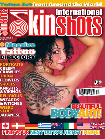 Skin Shots Tattoo Collection April 22, 2019 00:00