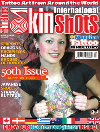 Skin Shots Tattoo Collection Issue 50