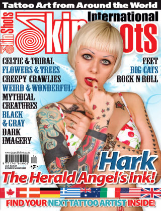 Skin Shots Tattoo Collection Issue 54