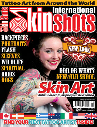 Skin Shots Tattoo Collection Issue 53