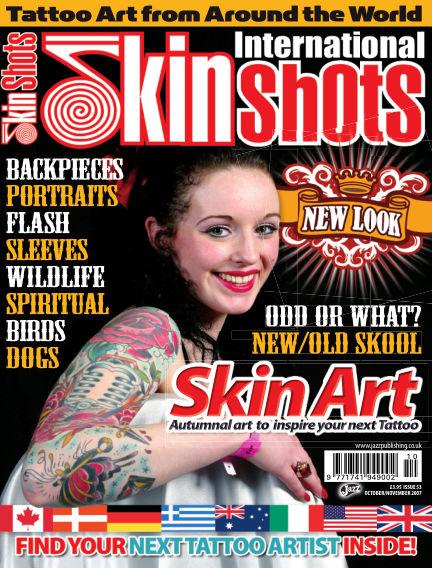 Skin Shots Tattoo Collection May 27, 2019 00:00