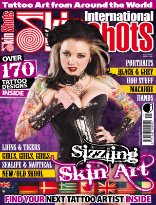 Skin Shots Tattoo Collection Issue 63