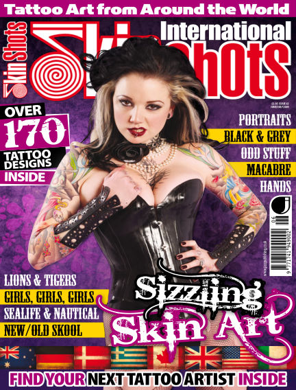 Skin Shots Tattoo Collection August 12, 2019 00:00
