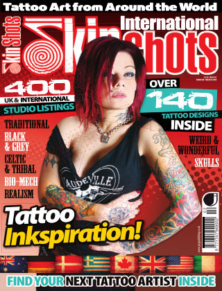 Skin Shots Tattoo Collection Issue 61