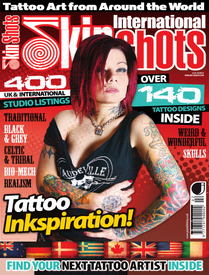 Skin Shots Tattoo Collection July 29, 2019 00:00