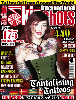 Skin Shots Tattoo Collection Issue 67