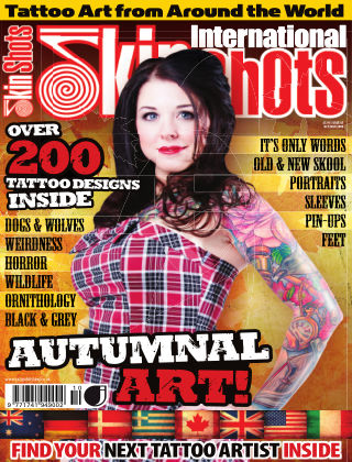 Skin Shots Tattoo Collection Issue 65