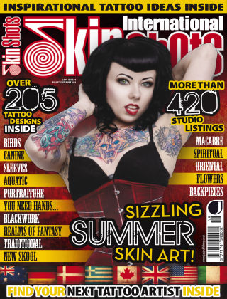 Skin Shots Tattoo Collection Issue 70