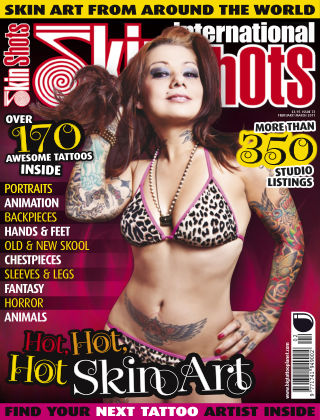 Skin Shots Tattoo Collection Issue 73