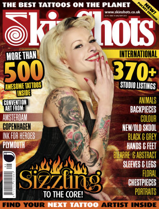 Skin Shots Tattoo Collection Issue 76