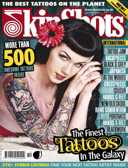 Skin Shots Tattoo Collection November 18, 2019 00:00
