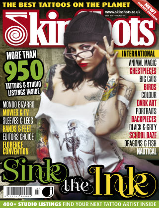 Skin Shots Tattoo Collection Issue 79