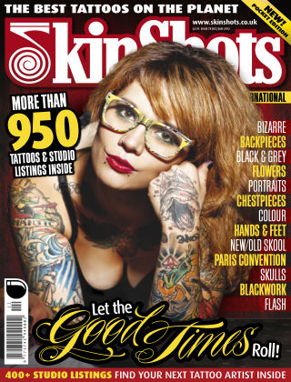 Skin Shots Tattoo Collection Issue 78