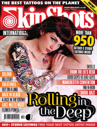 Skin Shots Tattoo Collection Issue 83