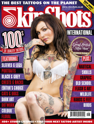 Skin Shots Tattoo Collection Issue 93