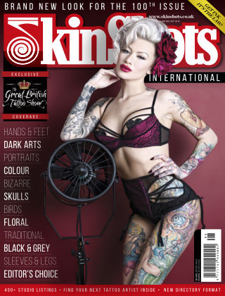 Skin Shots Tattoo Collection Issue 100