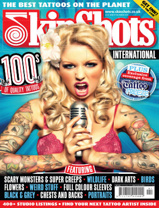 Skin Shots Tattoo Collection Issue 91