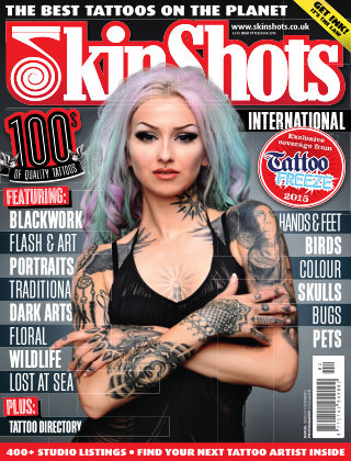 Skin Shots Tattoo Collection Issue 97