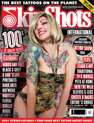 Skin Shots Tattoo Collection Issue 98