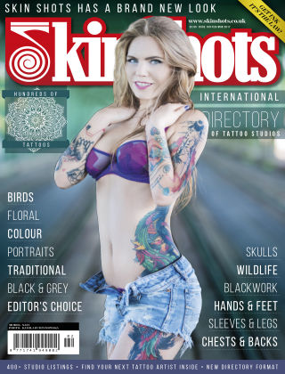 Skin Shots Tattoo Collection Issue 109