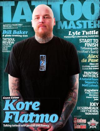 TATTOO MASTER Issue 3