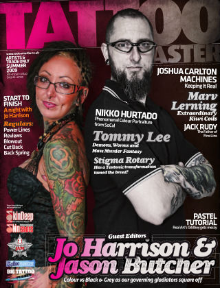 TATTOO MASTER Issue 5