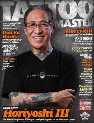 TATTOO MASTER Issue 4