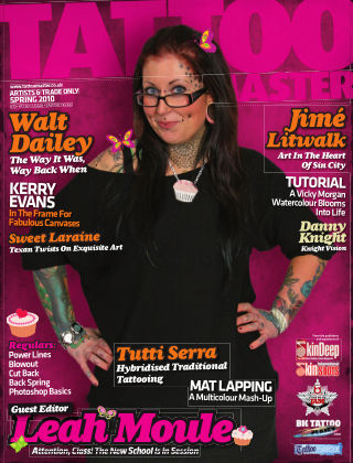 TATTOO MASTER Issue 8
