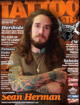 TATTOO MASTER Issue 6