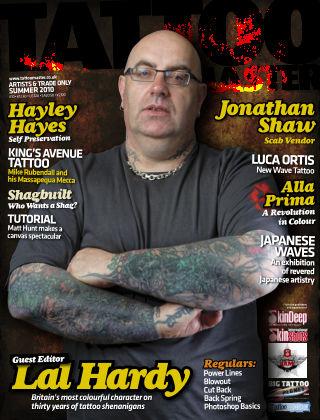 TATTOO MASTER Issue 9