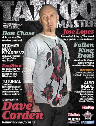 TATTOO MASTER Issue 13