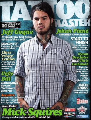 TATTOO MASTER Issue 12