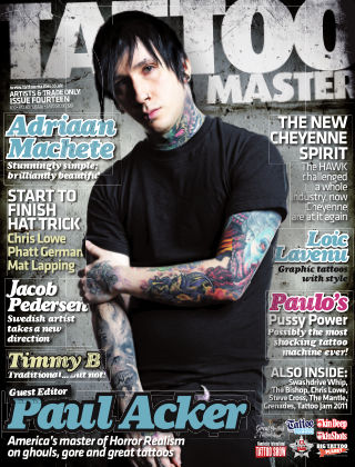 TATTOO MASTER Issue 14