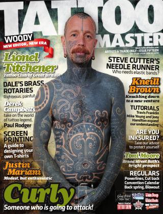 TATTOO MASTER Issue 15