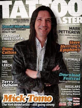 TATTOO MASTER Issue 17