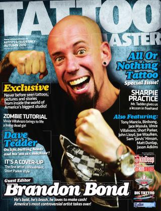 TATTOO MASTER Issue 10