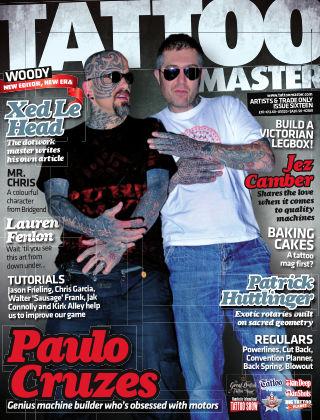 TATTOO MASTER Issue 16