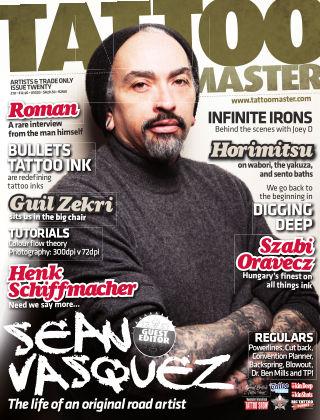 TATTOO MASTER Issue 20
