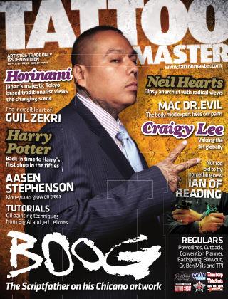 TATTOO MASTER Issue 19