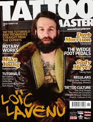 TATTOO MASTER Issue 26
