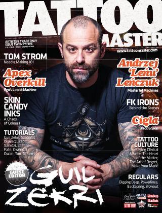 TATTOO MASTER Issue 25