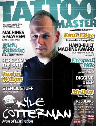 TATTOO MASTER Issue 21
