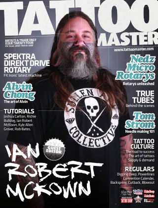TATTOO MASTER Issue 24