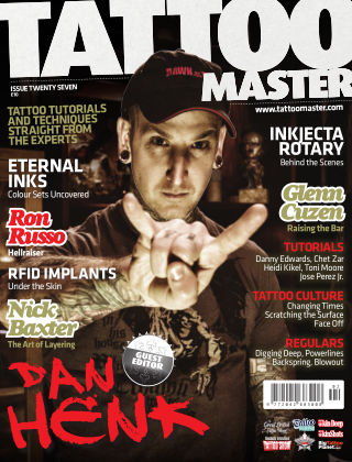 TATTOO MASTER Issue 27