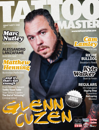 TATTOO MASTER Issue 31