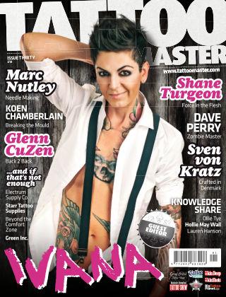 TATTOO MASTER Issue 30