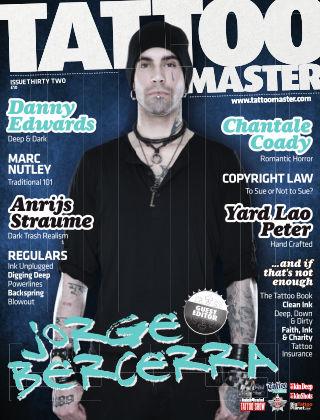 TATTOO MASTER Issue 32