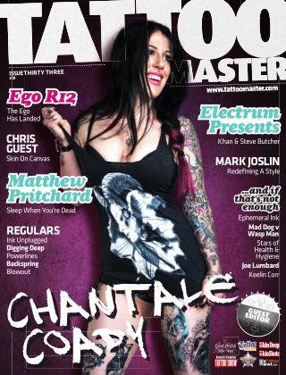 TATTOO MASTER Issue 33